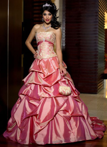 Maggie Sottero Pink