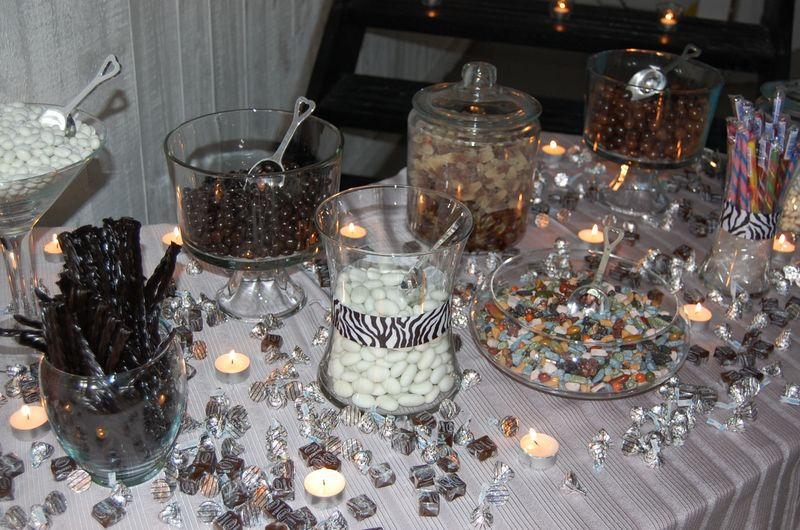 WPIC Candy Buffet
