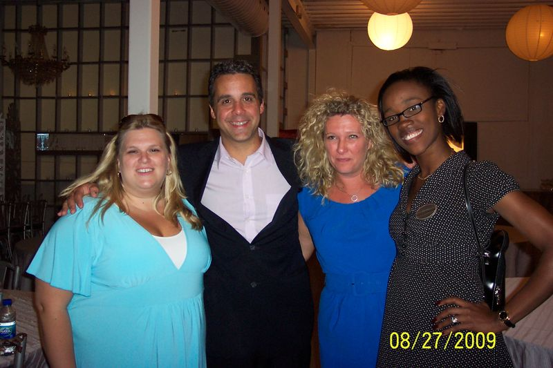Danielle Andrews Sunkel, Steve Koth, Tracey Manailescu, Tamika Higgins