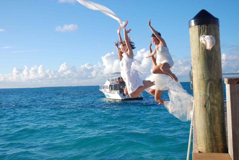 WPIC Trash the Dress Turks and Caicos