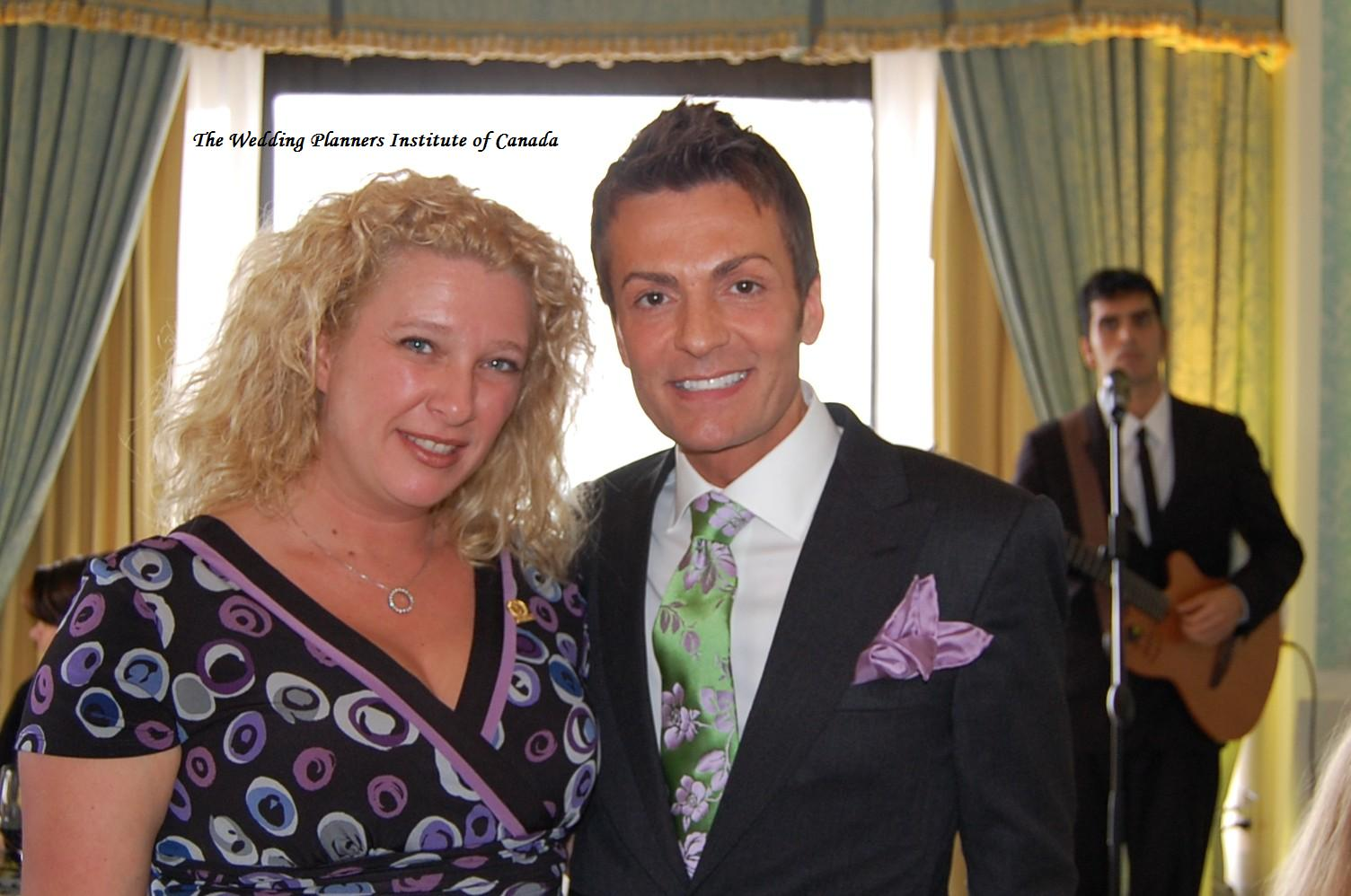 Tracey Manailescu and Randy Fenoli