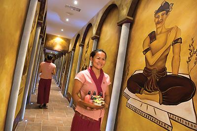Thai-spa-corridor