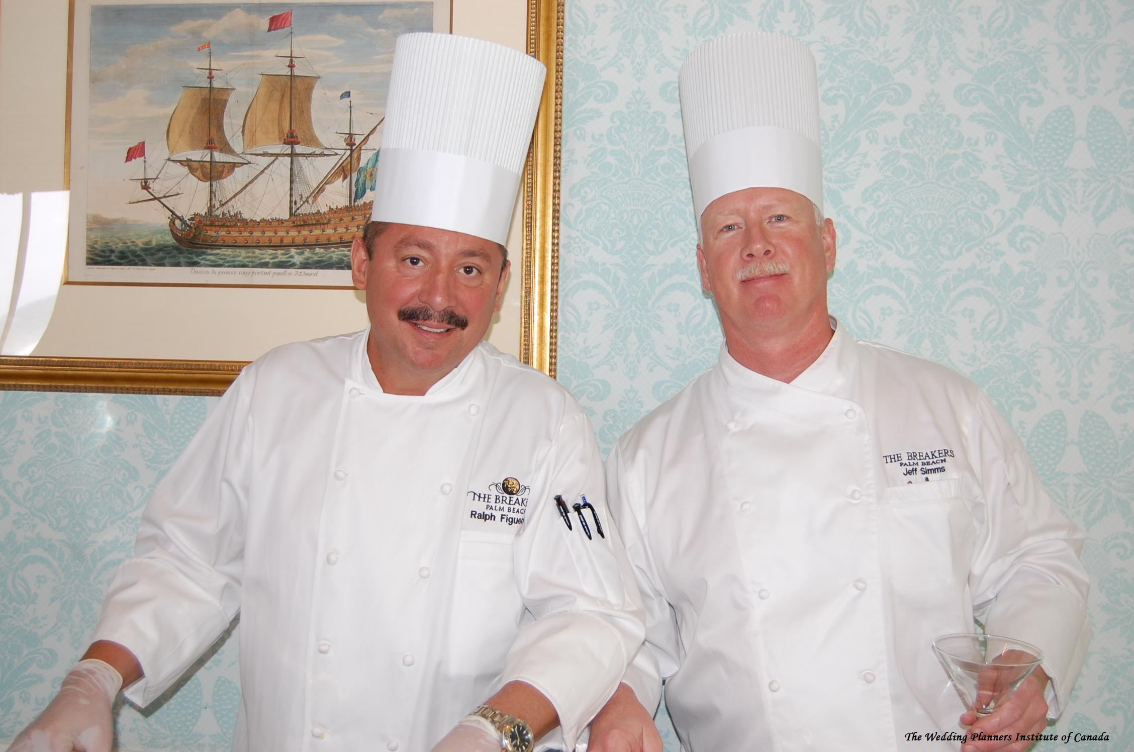 Chefs at The Breakers Palm Beach