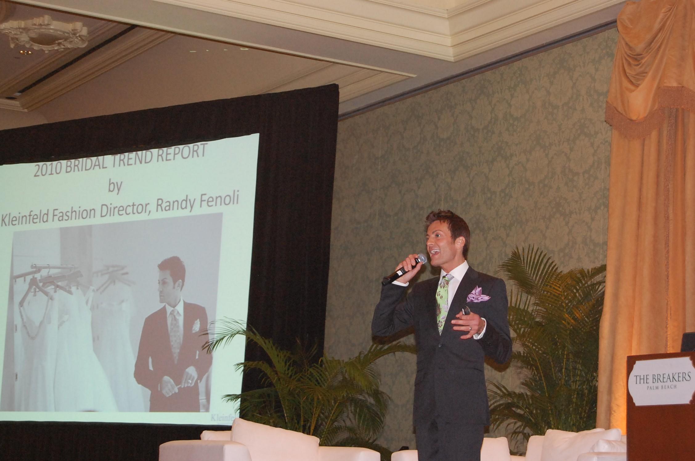 Randy Fenoli Wedding Party Palm Beach