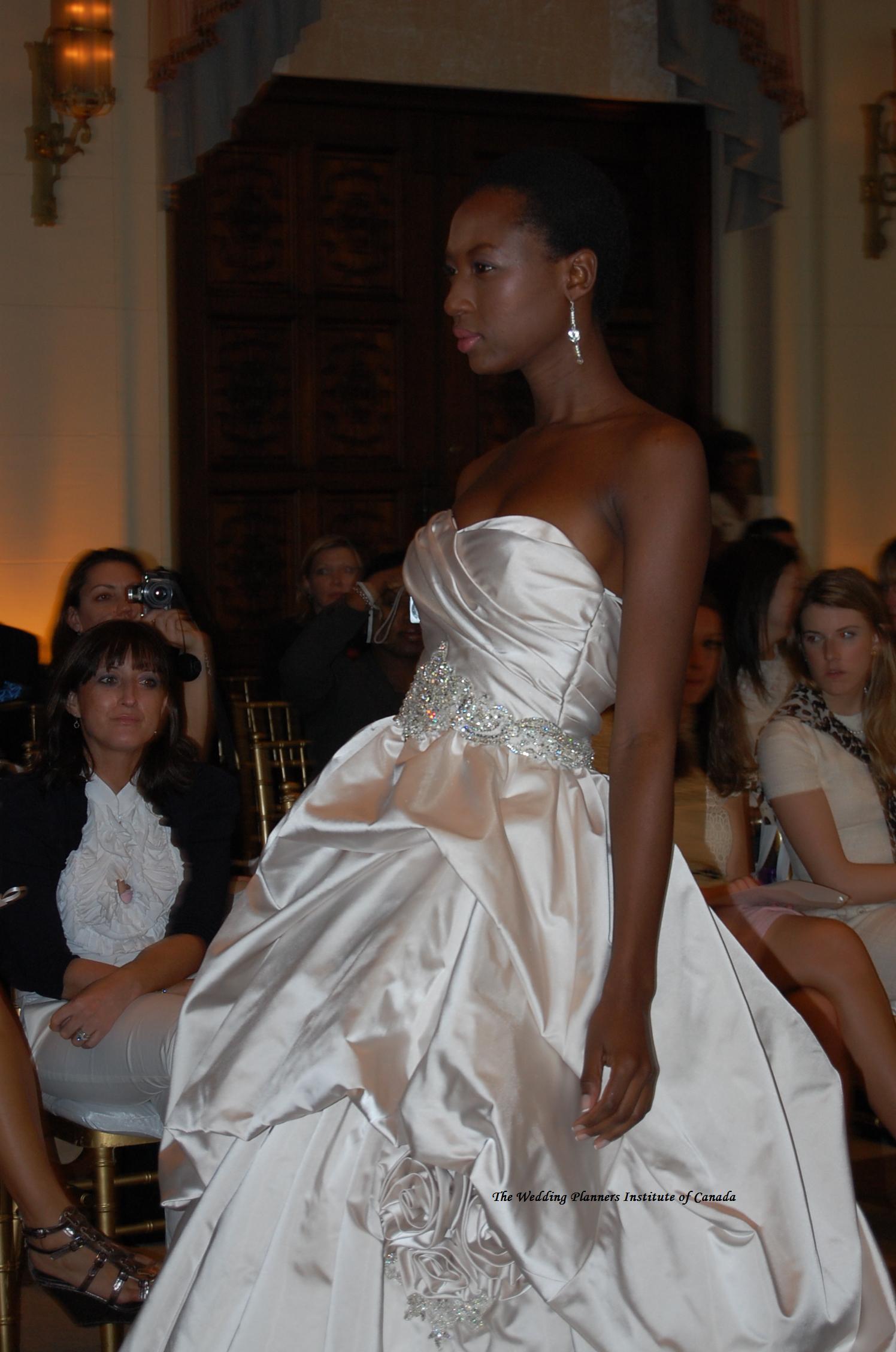 Kleinfeld Fashion Show