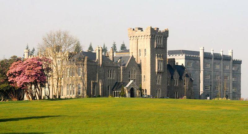 Kilronan Castle Exterior 1