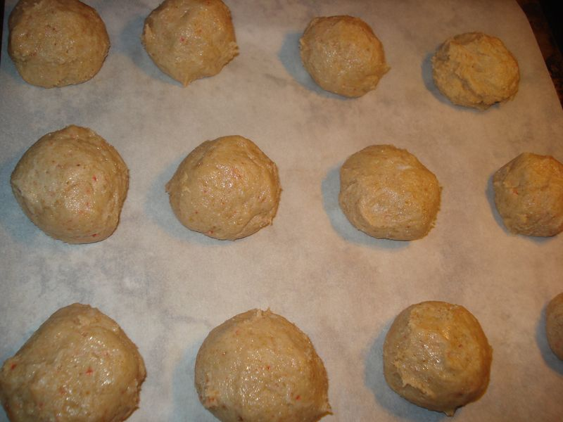 Making Cake Balls
