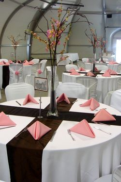 Wonderland Wedding Reception