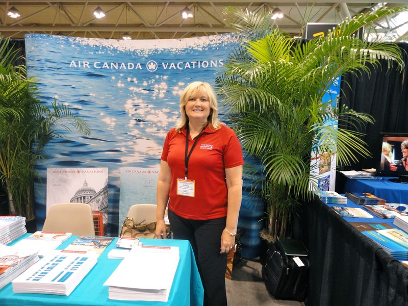 Air Canada Vacations Debbie Cotton-Burinski