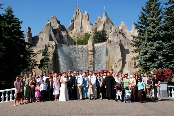 Wedding at Wonderland