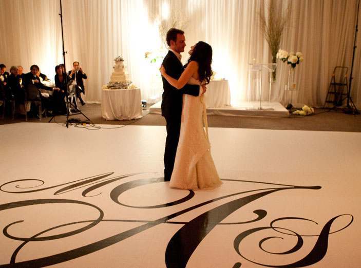 Dance Floor Decor WPIC