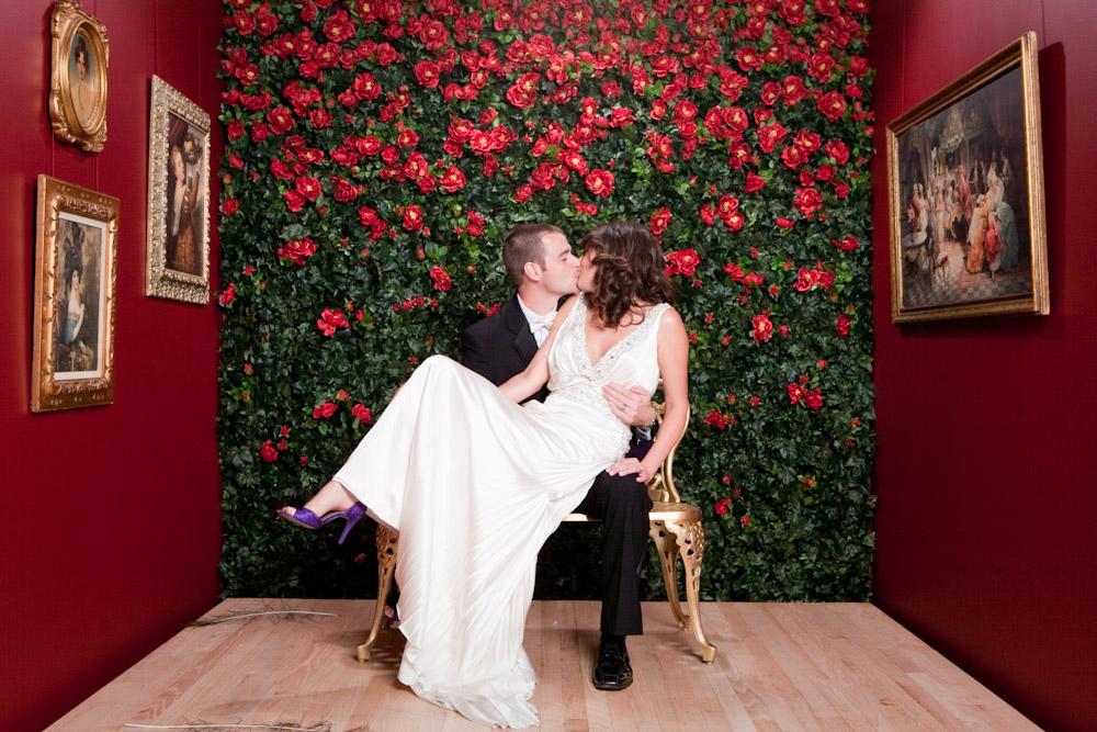 Custom Wedding Photo Booths