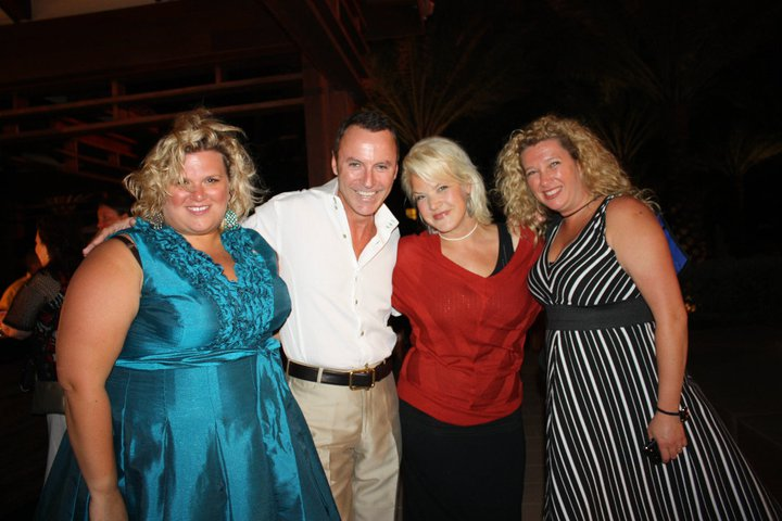 WPIC with Colin Cowie and Jayne Hallock