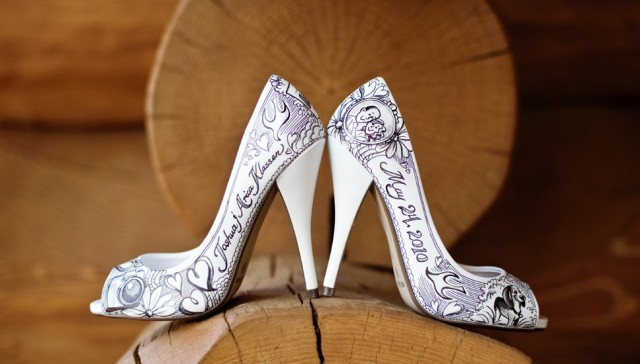 Figgie Wedding Shoes