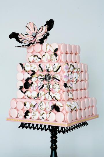 Cake-opera-macaroon-cake