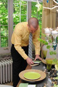 WPIC Male Wedding Planner working